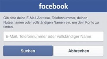 facebook name ändern ohne ausweis